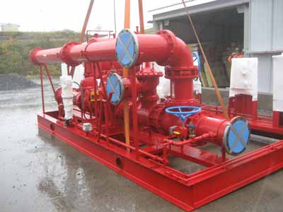 red patterson fire pumps