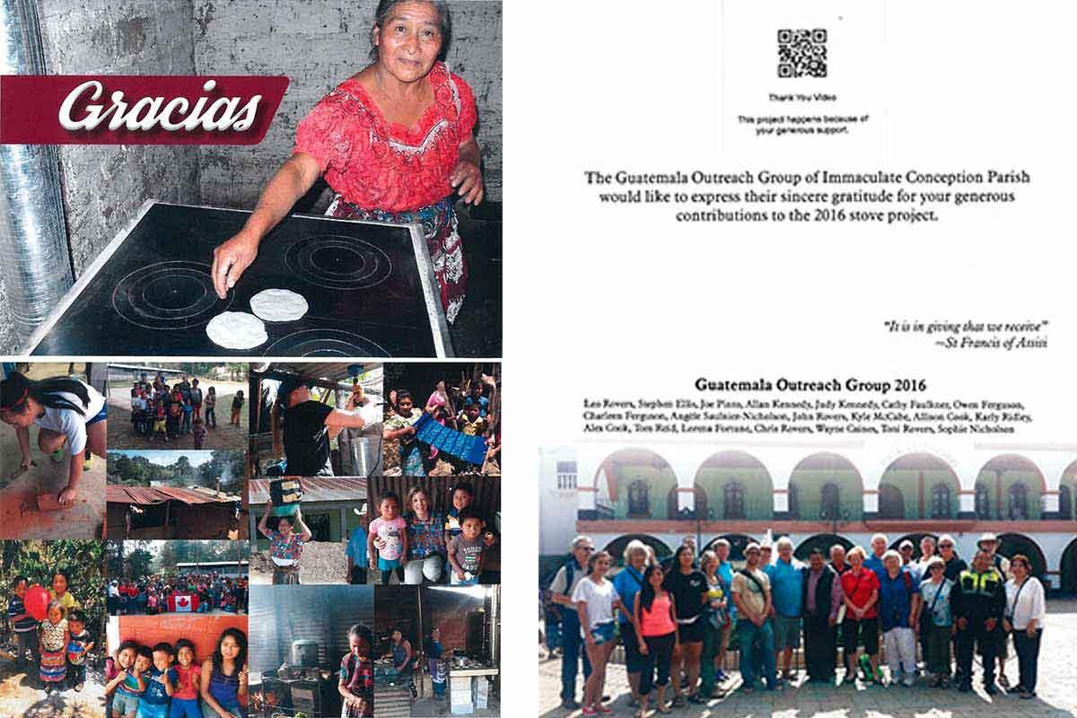 The Guatemala Outreach Brochure