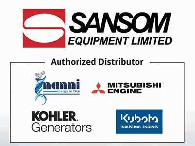 Sansom Equipment Limited