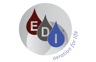 EDI aeration for life