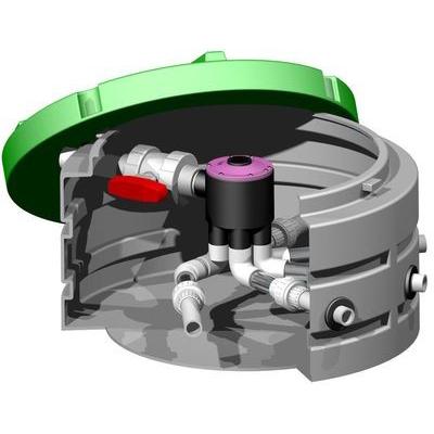 anua diverter valves